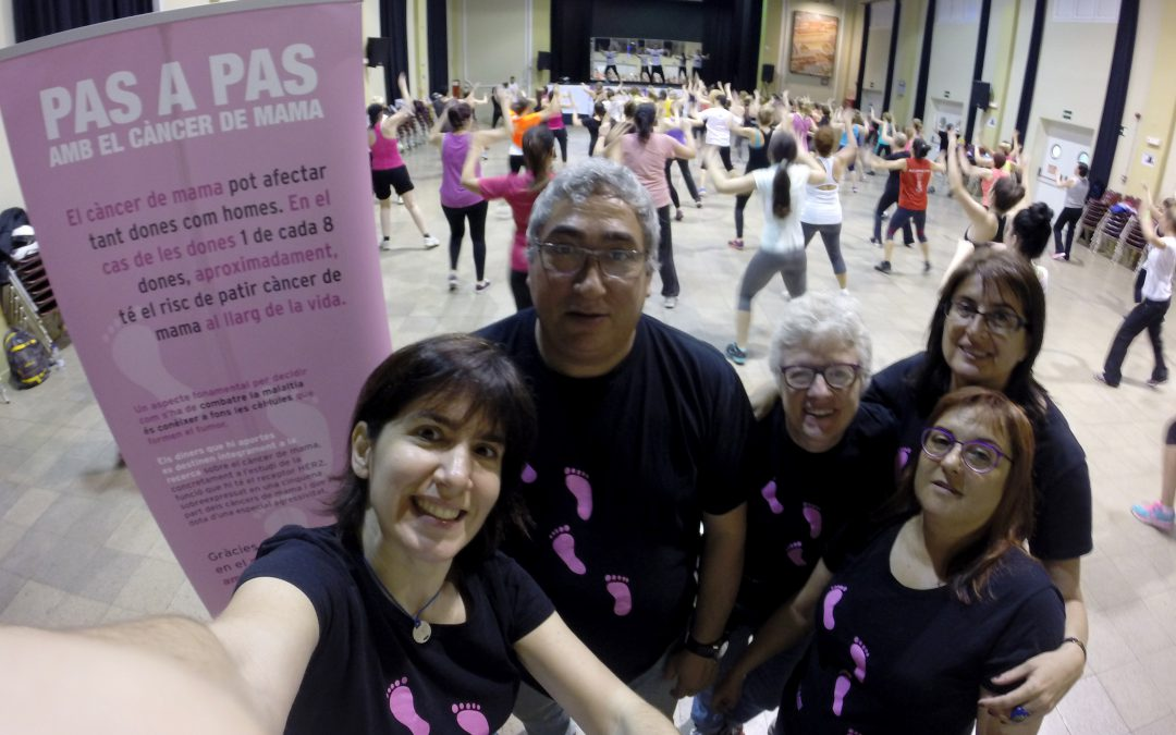 Zumba al Casinet d'Hostafrancs 2015